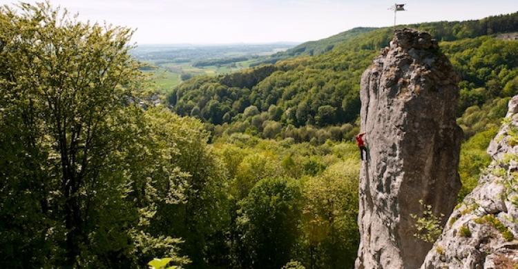 Kletterausrüstung Schweiz : Proalpin intensivkletterkurs ´fränkische schweiz´ veranstaltung
